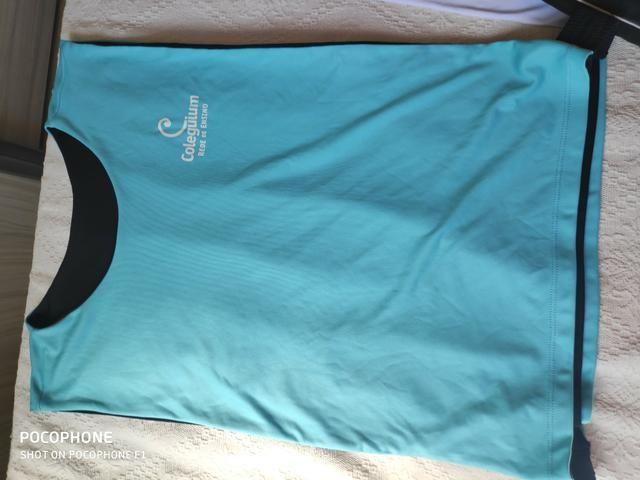 Uniforme Coleguium - Camiseta e3450e03292db