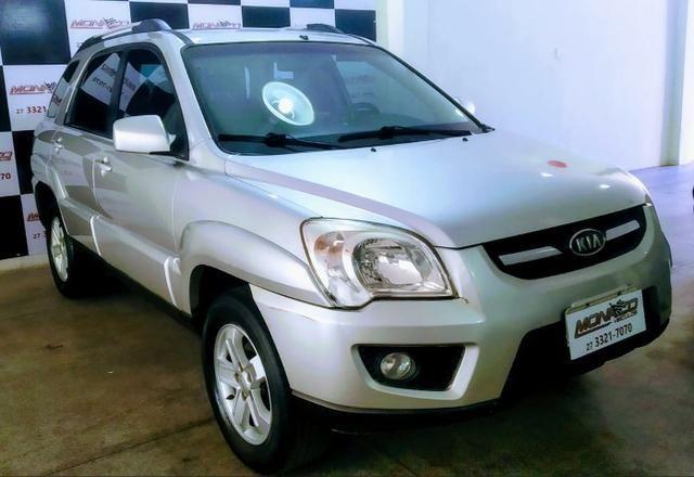 Kia Motors Sportage 2.0 EX2 Gasolina Automatica M2010 - Leia o anuncio