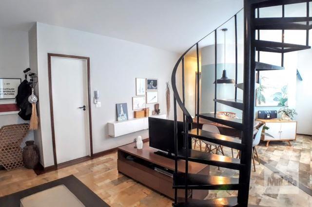Apartamento à venda com 3 dormitórios em Estoril, Belo horizonte cod:239931 - Foto 3