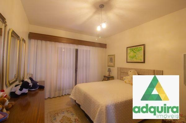 Casa com 4 quartos - Bairro Jardim Carvalho em Ponta Grossa - Foto 16