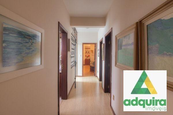 Casa com 4 quartos - Bairro Jardim Carvalho em Ponta Grossa - Foto 13