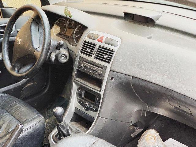 Vendo Peças Sucata Peugeot 307 1.6 couro - Foto 5