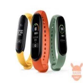 Smartwatch Mi band 5 pulseira inteligente - Foto 3