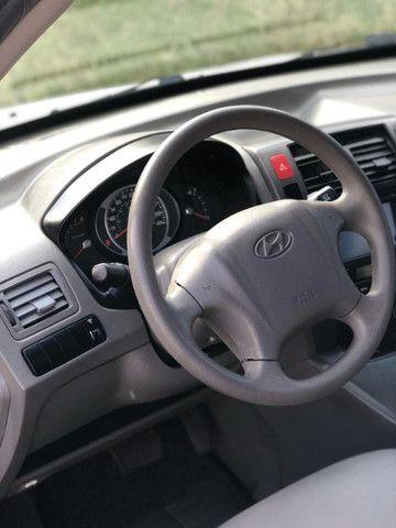 Hyundai Tucson Branca 2014/2015 16V Flex 4P Automático - Foto 8