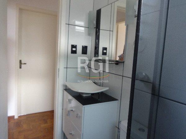 Apartamento à venda com 2 dormitórios em São sebastião, Porto alegre cod:TR8213 - Foto 12