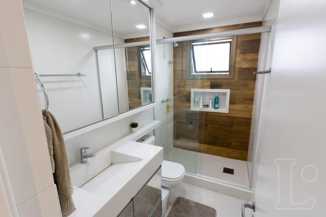 Apartamento à venda com 3 dormitórios em Menino deus, Porto alegre cod:LU270983 - Foto 20
