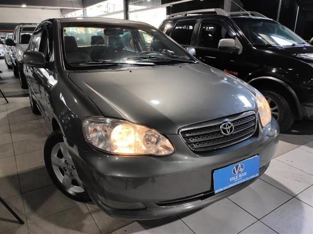 Toyota Corolla Sedan XEi 1.8 16V manual fazemos troca com troco - Foto 2