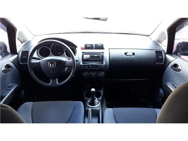 Honda Fit 1.4 lx 8v gasolina 4p manual - Foto 5