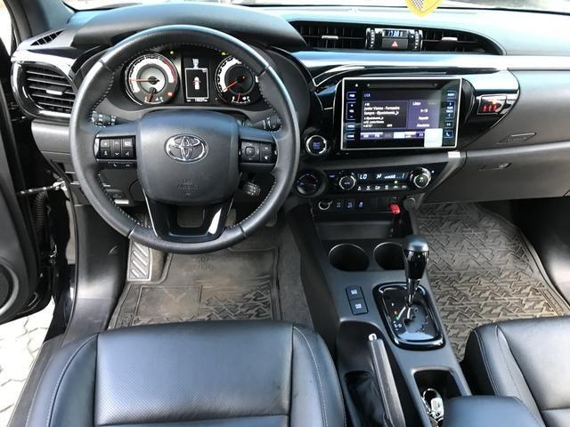 Toyota/Hilux cd SRX 4x4 2018/2019 - Foto 12