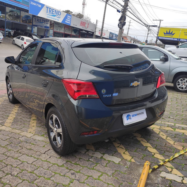 Chevrolet Onix 1.4 LTZ Automático 2018 - Foto 7