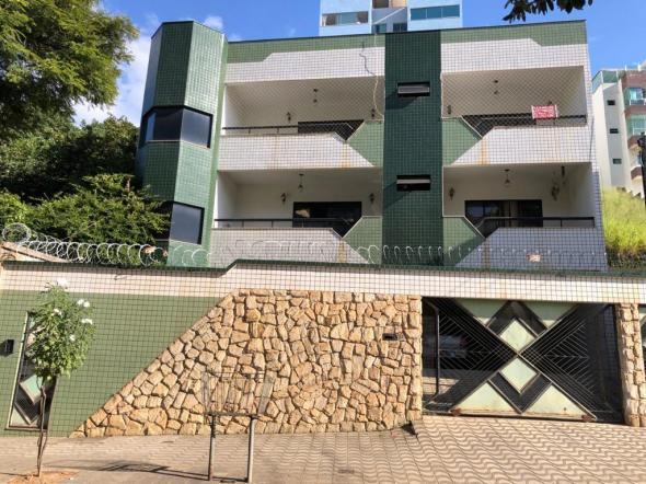 Apartamento com 3 dormitórios à venda, 220 m² por R$ 1.200.000,00 - Centro - Teófilo Otoni
