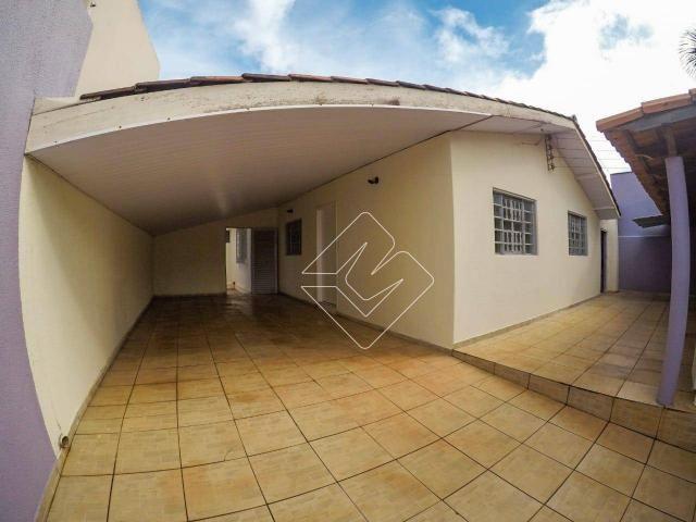 Casa com 4 dormitórios à venda, 100 m² por R$ 380.000 - Solar Campestre - Rio Verde/GO