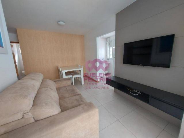 Apartamento com 1 dormitório à venda, 56 m² por R$ 335.000,00 - Enseada do Suá - Vitória/E - Foto 4