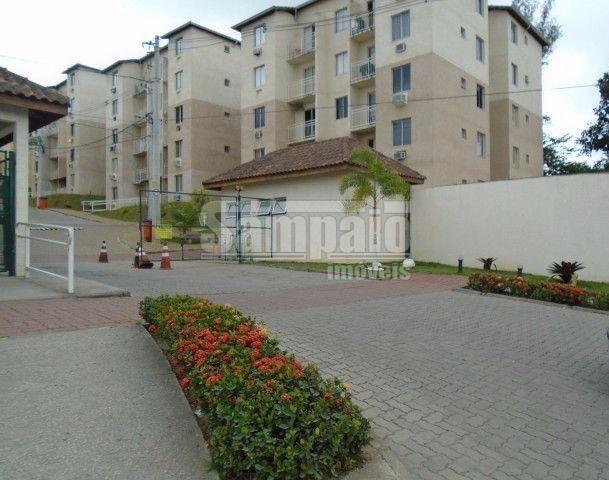 Apartamento à venda com 3 dormitórios em Campo grande, Rio de janeiro cod:S3AP6067 - Foto 2