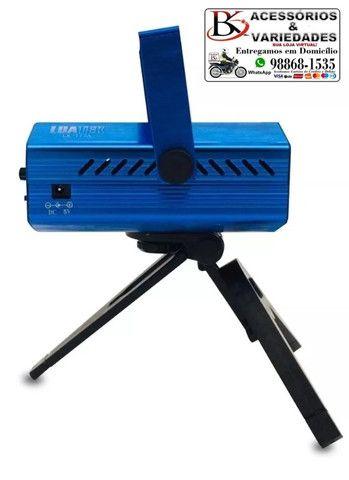 Mini Canhão Laser - Foto 4