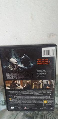 Dvd Batman - O Cavaleiro Das Trevas Ressurge - Foto 3