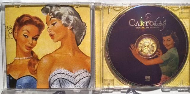 Cartolas - Original de Fábrica - Foto 3
