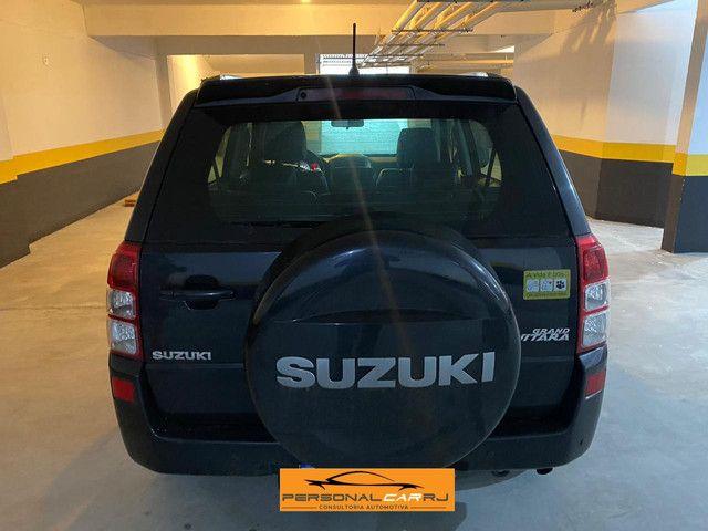 Suzuki gran vitara at 4x4 blindado c/ gnv - Foto 2