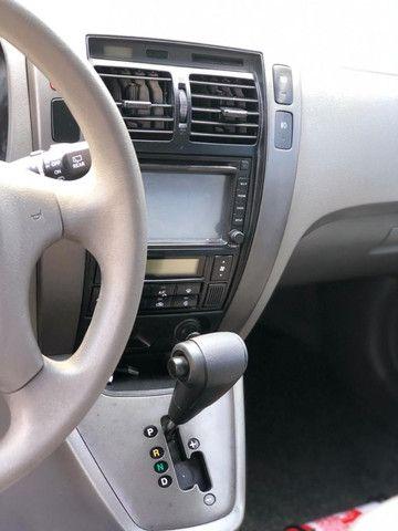 Hyundai Tucson Branca 2014/2015 16V Flex 4P Automático - Foto 11