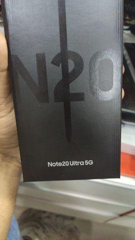 Samsung galaxy note 20 ultra cor preto 256 gb - Foto 2