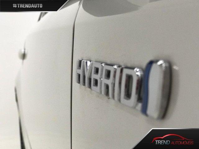 Corolla Altis Hybrid Branco perolizado 0km - Foto 18