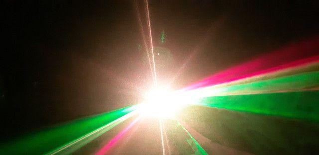 Laser Show 150mw Verde Vermelho NW-S-D012 Scanner Rg HL-22 - Foto 2