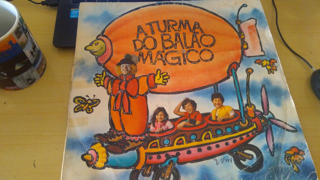 Disco de vinil Balão mágico - Foto 2