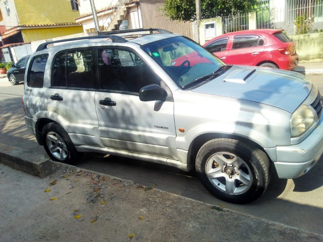 Vendo Tracker a Diesel 2001 - Foto 14