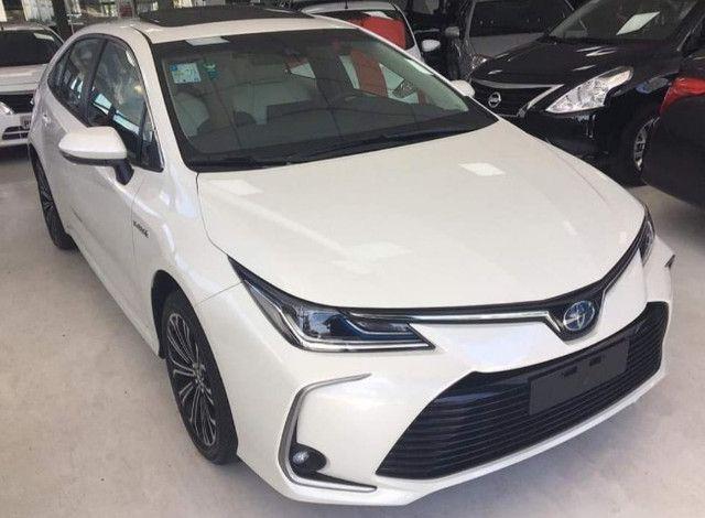 Toyota Corolla Altis Hybrid Premium 2021 0KM Venha Conferir !!!