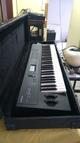 Piano elétrico yamaha - Foto 5