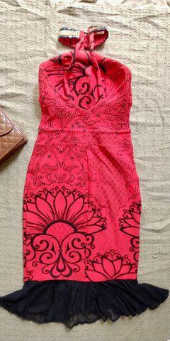 Vendo vestido usado apenas uma vez - Foto 5