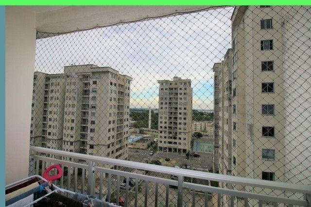 Apartamento 3 Quartos Ponta Negra Condomínio weekend Club - Foto 14
