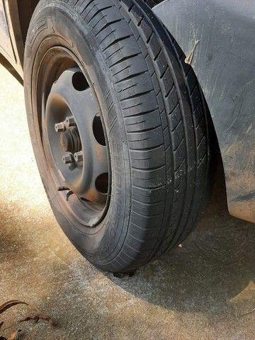 Chevrolet Celta 2005 1.0 Life 5p - Azul (batido parte traseira) - Foto 9