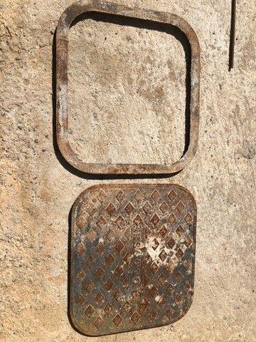 Tampão de ferro  - Foto 2