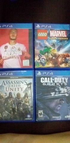 Jogos Incríveis PS4 - Foto 2
