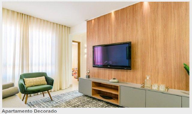 Apartamento 2 quartos Samambaia Sul perto do metrô, Taxas Grátis!  - Foto 8