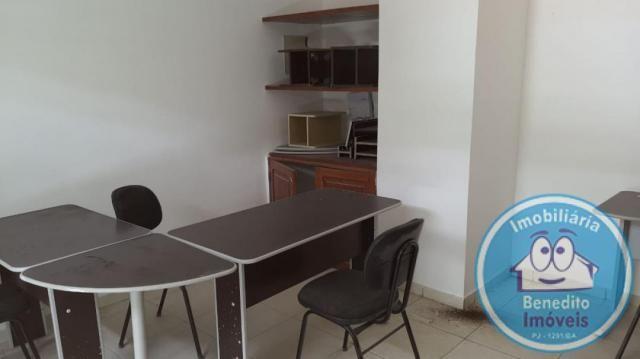 Prédio Comercial com Estacionamento Grande perto da Praia R$5.500,00