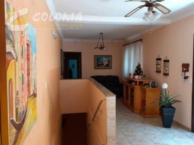 Casa para alugar com 4 dormitórios em Parque novo oratório, Santo andré cod:41598 - Foto 9