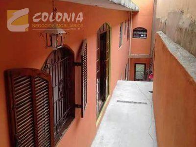 Casa para alugar com 4 dormitórios em Parque novo oratório, Santo andré cod:41598 - Foto 3
