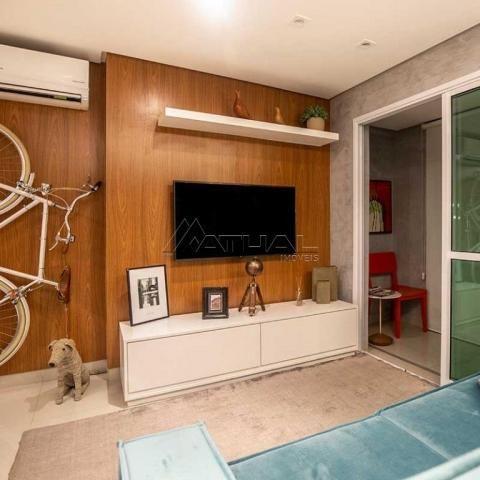 Apartamento à venda com 2 dormitórios em Setor oeste, Goiânia cod:10AD0007 - Foto 2