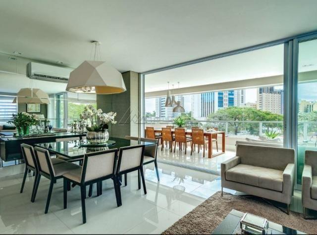 Apartamento à venda com 4 dormitórios em Setor oeste, Goiânia cod:10AP1014 - Foto 8