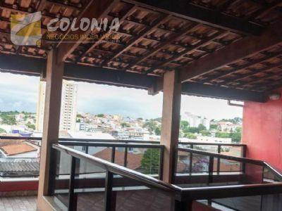 Casa para alugar com 4 dormitórios em Assunção, São bernardo do campo cod:41527 - Foto 12