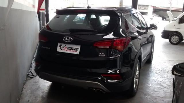 Hyundai santa fÉ 2016 3.3 mpfi 4x4 7 lugares v6 270cv gasolina 4p automÁtico - Foto 4
