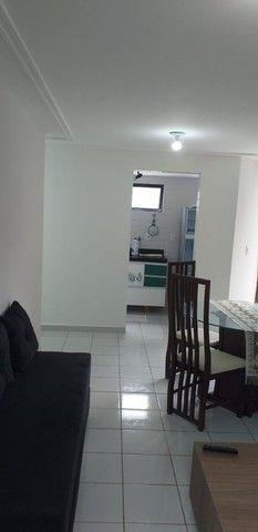 Apartamento para aluguel tem 63 metros2, 2 quartos, mobiliado, em Cabo Branco - João Pesso - Foto 3