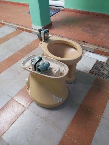 Conjuntos de vasos sanitário com válvula de parede  - Foto 2