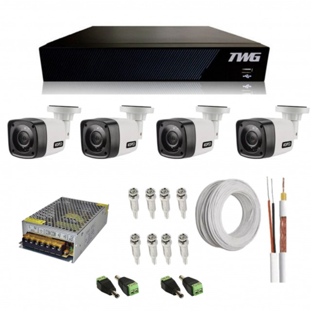 Sistema de Câmeras