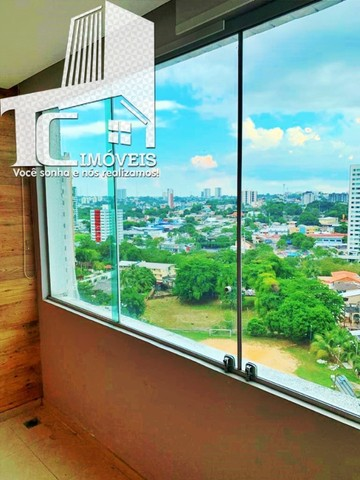 Vendo Apartamento The Sun - Parque 10, próximo ao Detran/110m²/3 Qtos  - Foto 10