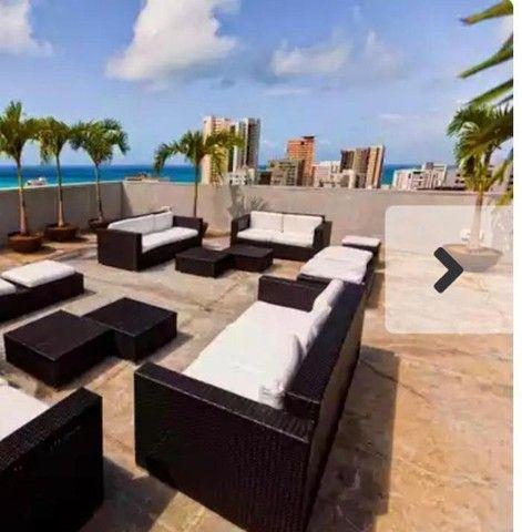 JS- Aluguel Ramada Hotel em boa viagem 40m - Taxas inclusas. - Foto 2