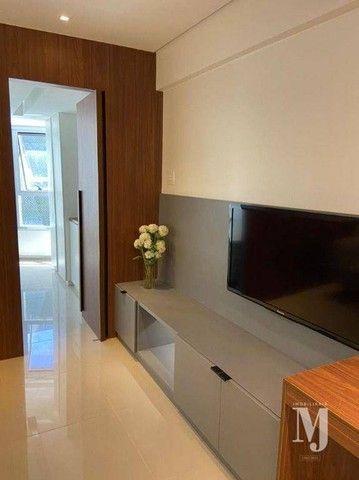 Apartamento com 1 dormitório para alugar, 38 m² por R$ 3.500/mês - Boa Viagem - Recife/PE - Foto 9