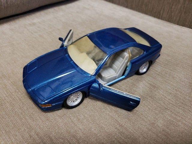 Miniatura de Coleção BMW 850i - Foto 2